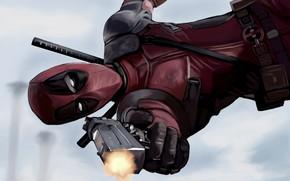 Picture Art, Deadpool, Marvel, Deadpool