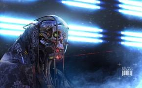 Picture robot, Android, Igor Sobolevsky, Infiltrator MKII DCLXVI
