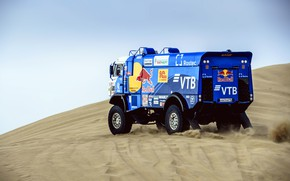 Picture Sand, Sport, Speed, Race, Master, Russia, 500, Kamaz, Rally, Dakar, KAMAZ-master, Dakar, Rally, KAMAZ, The …