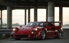 Picture ferrari, Ferrari, f40