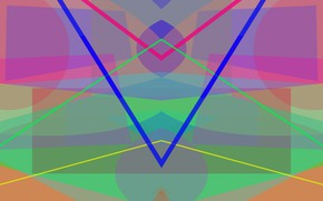 Picture abstract, figure, symmetry