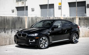 Picture BMW, wheels, Forgiato, lowered, chrome 22