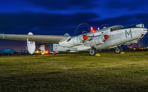 Picture aviation, lawn, screws, combat aircraft, winged machine