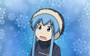 Picture winter, Shinryaku! Ika Musume, Ika Musume
