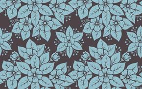 Wallpaper flowers, Wallpaper, texture