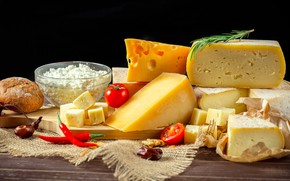 Picture cheese, pepper, cheese, dairy products
