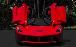 Picture Ferrari, Italia, RED, LaFerrari