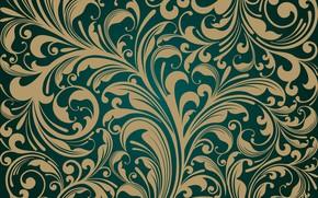 Wallpaper retro, Wallpaper, vector, design, vintage, pattern, Decorative