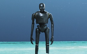 Picture Star Wars, Movie, Rogue One: A Star Wars Story, Rogue-one. Star wars: the History, K-2SO