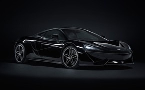 Picture McLaren, supercar, 2018, MSO, 570GT, Black Collection