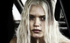 Picture look, model, actress, hair, Abbey Lee Kershaw, Mad Max: Fury Road, Mad Max: fury Road, …