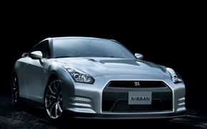 Picture sport, coupe, Nissan, GT-R