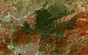 Picture photo, Los Angeles, NASA, Santa CLARITA