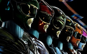 Picture cinema, movie, film, Power Rangers