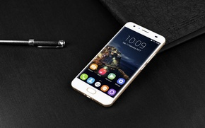 Picture smartphone, MWC 2017, Oukitel K6000 More, play store, Oukitel