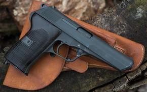 Picture gun, The Czech Republic, self-loading, CZ52