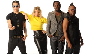 Picture Fergie, Taboo, will.i.am, apl.of.ap, The Black Eyed Peas