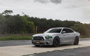 Picture Dodge, Charger, Wheels, Niche, Billetrt