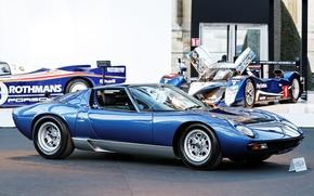 Picture Lamborghini, 1971, Miura, P400