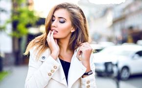 Picture female, Fashion, glamor
