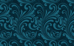 Wallpaper Blue, Abstract, design, pattern, Wallpaper, pattern-1