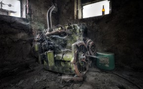 Picture background, web, motor