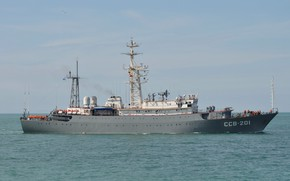 Picture ship, Navy, the black sea, rescue, auxiliary