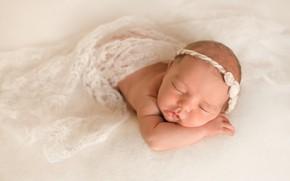 Picture sleep, baby, baby, blanket