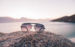 Picture macro, style, background, glasses