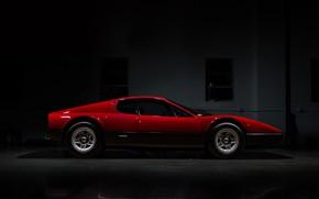 Picture Ferrari, Ferrari, 365, Boxer, Berlinetta, Side view, GT4, Jeremy Cliff, 365 GT4, 365 GT4 BB, …