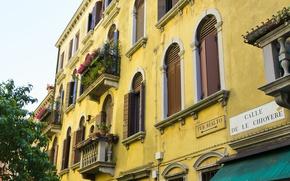 Wallpaper Italy, Venice, The building, Italy, Venice, Italia, Building, Venice