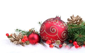Picture holiday, toys, New year, decor, Christmas balls