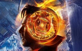 Picture cinema, man, movie, hero, film, yuusha, Doctor Strange, mahou