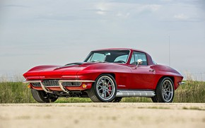 Picture Corvette, Chevrolet, Sting Ray, Wheels, Widebody, Forgeline, GA3C