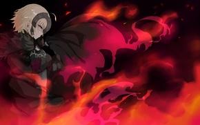 Picture anime, art, Fate/Grand Order, fate/grand order, Joan Age