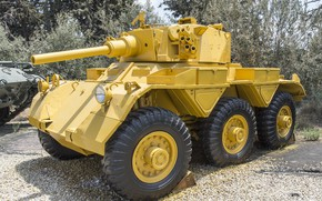 "Picture armored car, ""Saladin"", Saladin"