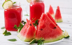 Picture Drink, watermelon, berry