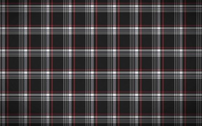 Picture cell, fabric, tartan