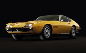 Picture Maserati, 1967, Retro, Ghibli