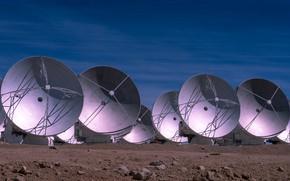 Picture plates, a lot, telescopes