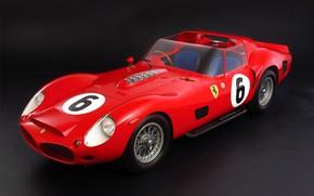 Picture Ferrari, Spyder, 1962, 330, TRI/LM, Testa Rossa