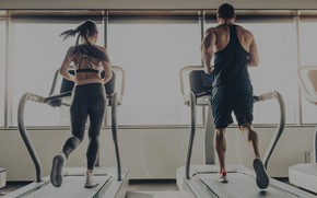 Wallpaper workout, fitness, gym