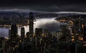 Picture the city, Hong Kong, Central and Western