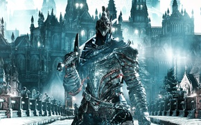 Picture sword, game, armor, ken, blade, warrior, Dark Souls, pearls, Dark Souls 3, Dark Souls III