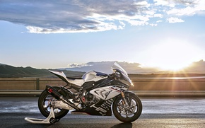 Picture BMW, motorbike, BMW H4 Race