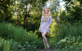 Picture dress, legs, the beauty, Kazakhstan, Dasha, Uralsk, Portrait of a beautiful young girl, Murat Kojahmetov