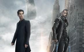 Picture cinema, gun, weapon, man, movie, evil, film, Idris Elba, revolver, protector, Matthew McConaughey, guardian, Roland ...