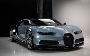 Picture Bugatti, Chiron, Podium