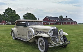 Picture retro, classic, Duesenberg, 1931 Duesenberg Model J Tourster