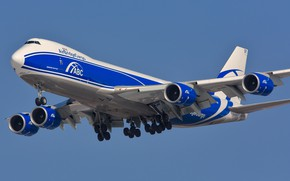 Picture the plane, the rise, chassis, passenger, Boeing 747